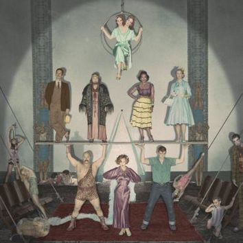 """American Horror Story Freakshow poster 16""""x24"""" Poster 16inx24in"""