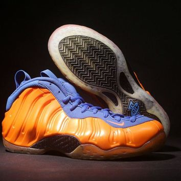 Air Foamposite One Knicks Sneaker