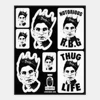 Notorious R.B.G. Stickers
