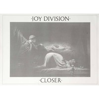 Joy Division Domestic Poster