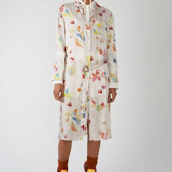 Loose Fitting Multi-Color Dress by Acne Studios