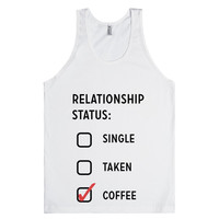 Single, Taken, Coffee