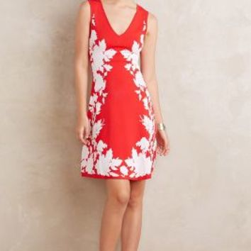 Yoana Baraschi Petaluma Dress in Red Size: