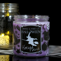 Hocus Pocus - Large Candle - Halloween