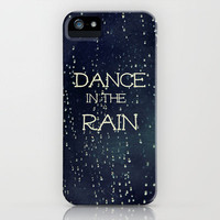 Dance in the Rain iPhone Case by Caleb Troy | Society6