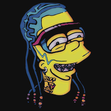 ICEBERG SiMPSON T-Shirts & Hoodies