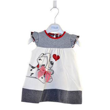 Toddlers A-Line cute clothing for girls
