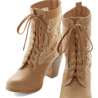 ModCloth Shake It Up Boot