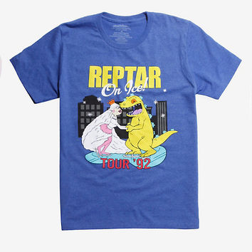 Rugrats Reptar On Ice T-Shirt
