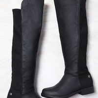 AEO Women's Mixed Knee High Boot