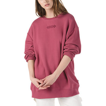 Overtime Crew | Shop Womens Sweatshirts At Vans