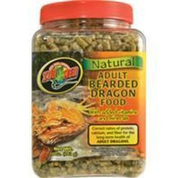 Zoo Med Laboratories Inc - Natural Adult Bearded Dragon Food