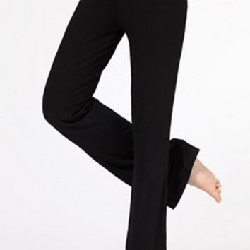 Drawstring Waist Yoga Pants