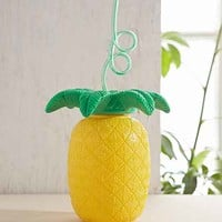 Pineapple To-Go Sipper Cup