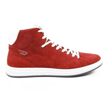 Red 40 EUR - 7.5 US Diesel mens sneakers URBANY SPRAWL Y01076 PR216 T4044