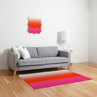 Natalie Baca Under The Sun Ombre Woven Rug