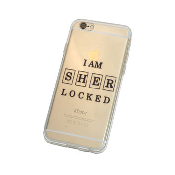 iPhone Sherlocked Case (black)