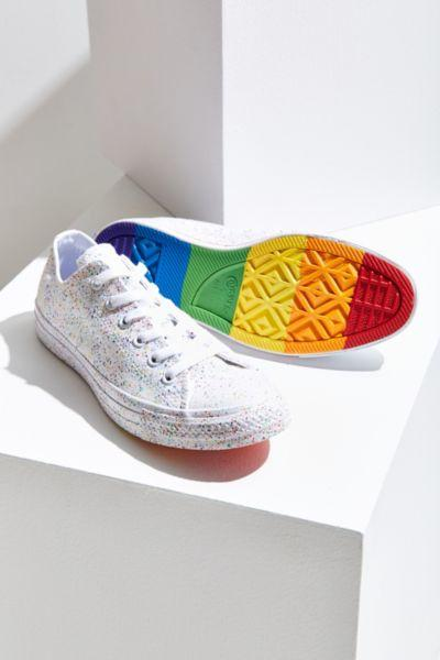 f93c867c2f9f Converse Chuck Taylor All Star Pride Low from Urban Outfitters