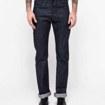 Shockoe Denim Big Six Merritt Indigo Rinse