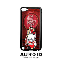 49Ers Hello Kitty iPod Touch 5 Case Auroid