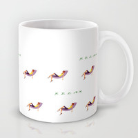 Remember to RELAX Mug by Lucine
