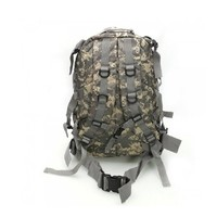COOLGO Outdoor 600D Oxford Cloth Backpack for Tactical / War-game / Wild Adventure / Outdoor Sports Backpacks ACU Digital Camouflage,ship from US
