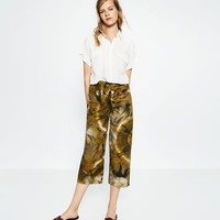 CROP TOP - View All-TOPS-WOMAN | ZARA United States