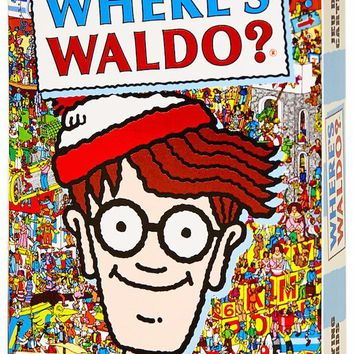 Where's Waldo? Playing Cards