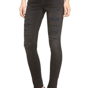 Hudson Jeans Nico Ripped Super Skinny Jeans | Nordstrom