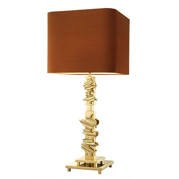 Gold Table Lamp | Eichholtz Abruzzo