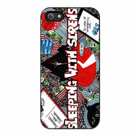 Sleeping With Sirens Cover Fresh iPhone 5 Case