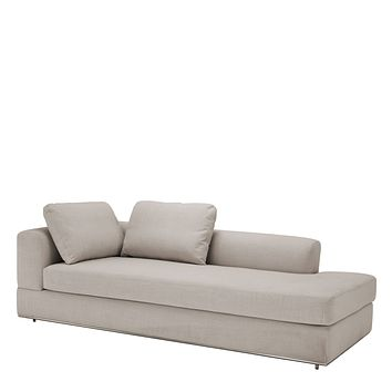 White Sofa - Left | Eichholtz Canyon