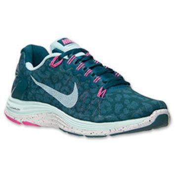 Women's Nike Lunarglide 5 Print EXT Running Shoes
