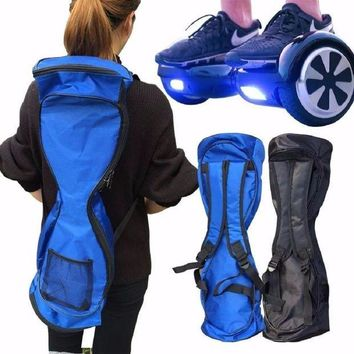 CREYONV 2017 new backpack carrying bag 6 5 8 10 inch self balancing smart hover board case electric scooter practical accessories