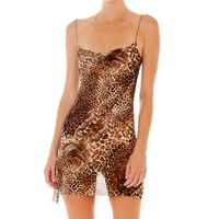 Nique Leopard Dress