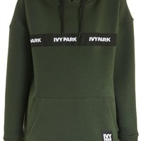 Elastic Logo Hoodie by Ivy Park - New In Fashion - New In
