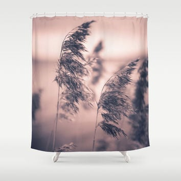 The rebellion Shower Curtain by HappyMelvin