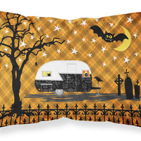 Halloween Vintage Camper Fabric Standard Pillowcase VHA3020PILLOWCASE