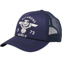 Billabong - Rebel Play Trucker Hat | Blue Cruz