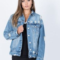 Ultimate Fave Denim Jacket