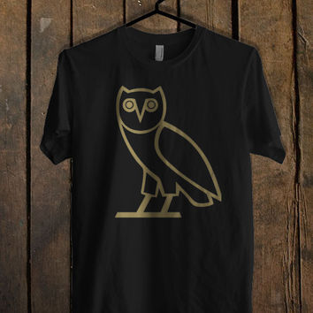 OWL DRAKE - OVOXO T Shirt Mens T Shirt and Womens T Shirt **