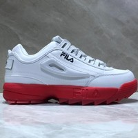 FILA FUSION Fashion casual shoes-1