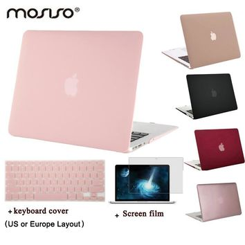 MOSISO for Macbook Air 13 inch Plastic Hard Cover Case for Macbook Retina Pro 13 A1425/A1502 2012- Protective Laptop Shell
