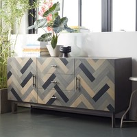 Parquetry Buffet