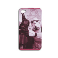 Star Wars Phone Case Funny iPod Case Paris France Phone Case Cute iPhone Cover iPhone 4 iPhone 5 iPhone 4s iPhone 5s iPod 4 Case iPod 5 Case