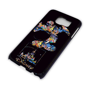 MICKEY MOUSE Disney Samsung Galaxy S6 Case Samsung Galaxy S3 S4 S5 S6 Edge Plus Mini Note Case Cover