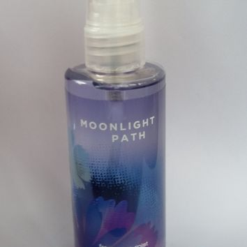 Bath & Body Works MOONLIGHT PATH Fragrance Mist Travel Size 3 oz
