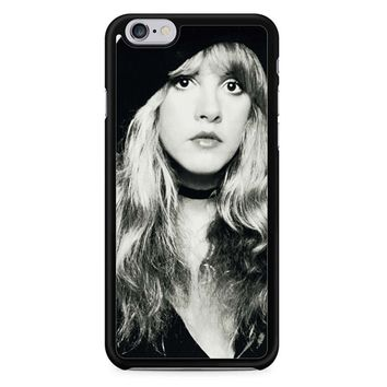Stevie Nicks Black And White iPhone 6/6S Case