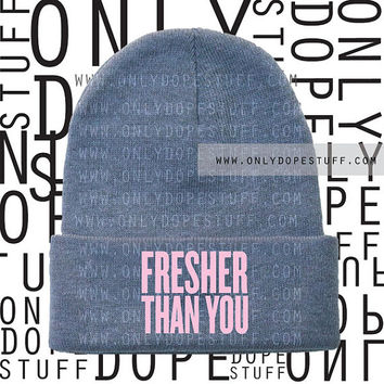 7/11 Video Fresher Than You Beanie