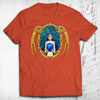 Ys Goddess Feena Men's Video Game T-shirt